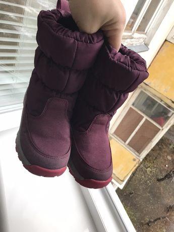 Продам сапоги зимові Reima 28 р