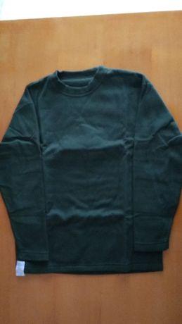 Koszulka zimowa specjalna z długimi rękawami, wojskowa, wzór 517/MON