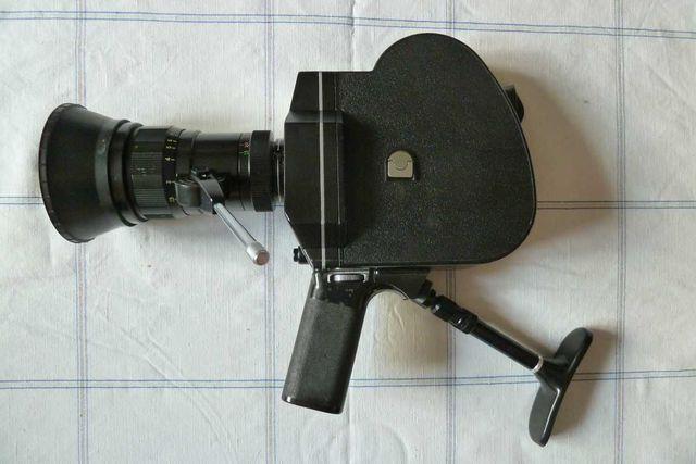 Kamera filmowa 16mm Krasnogorsk 3, Vintage