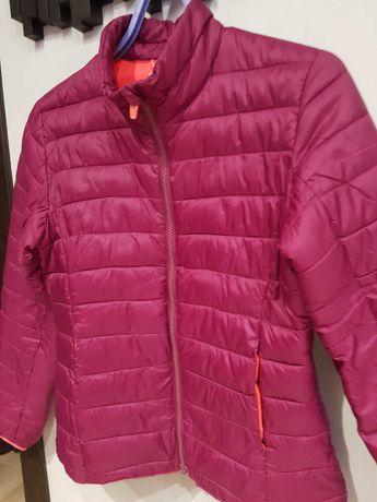 H&M kurtka pikowana przejściówka, r.152 dziewczęca