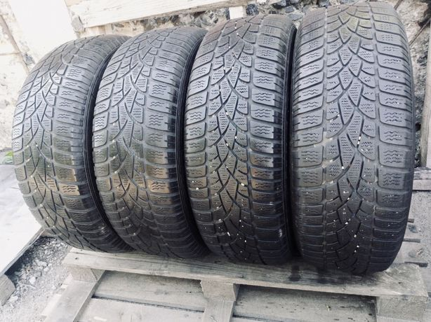 Dunlop 215/6017с резина шины б/у склад оригинал