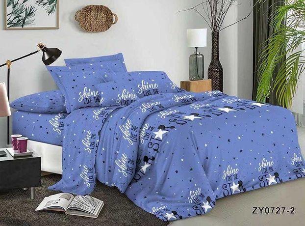 Двухспальный постельный комплект новый