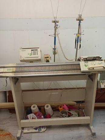 Продам вязальну машину полуавтомат PASSAP 6000