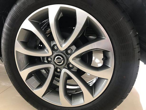 "Диск алюмінієвий 17"" Nissan (Rogue, Sentra, Juke, X-Trail, Qashqai)"