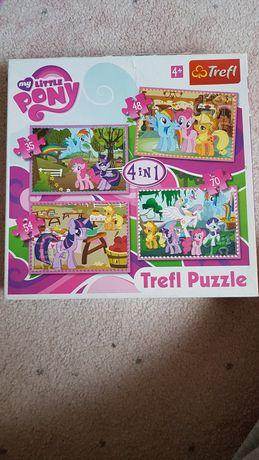 Puzzle Sponge Bob, My Little Pony inne