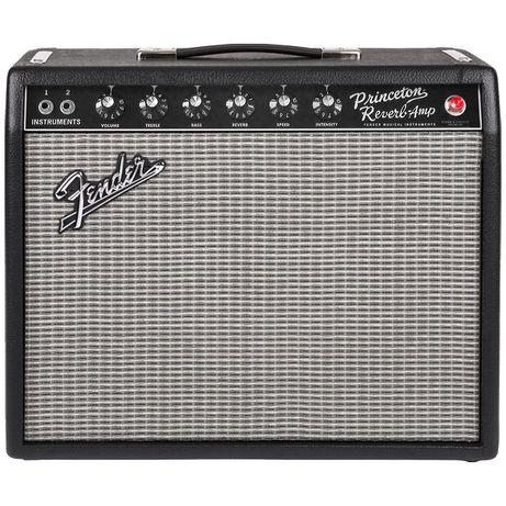 Fender 65 Princeton Reverb Amplificador a válvulas + Speaker Eminence