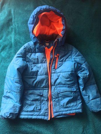 Куртка на хлопчика 9-10 років