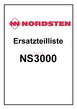 katalog części siewnika Nordsten NS 3000C