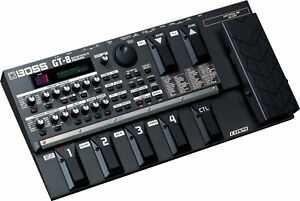 Boss GT8 - Multiefekt gitarowy