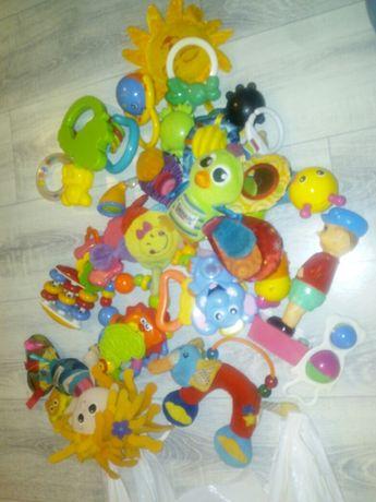 Różne zabawki dla dzieci