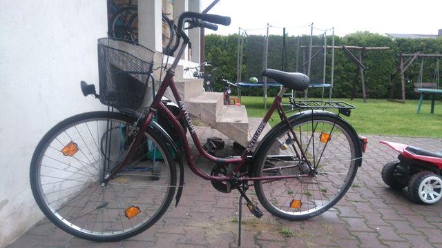 Używany rower damka z Niemiec