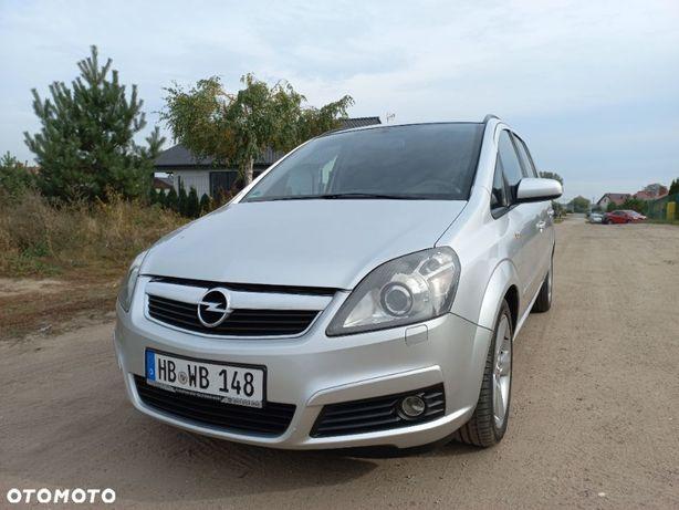 Opel Zafira 1.9 CDTI 150 KM Klimatronic Xsenon Alufelgi Opłacona