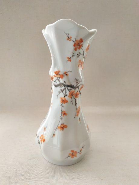 Фарфоровая ваза Германия Бавария Винтаж Фарфор 20,5 см