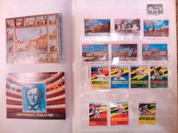 Sprzedam znaczki pocztowe