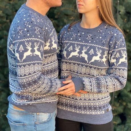 Новогодние свитера ХИТ 2020