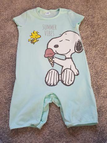Rampers,piżama  f&f 86cm