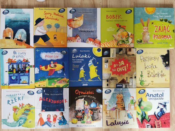 Książki dla dzieci, Poduszkowce