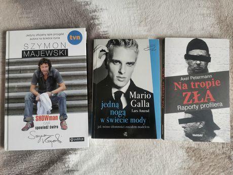 Książki różne ..