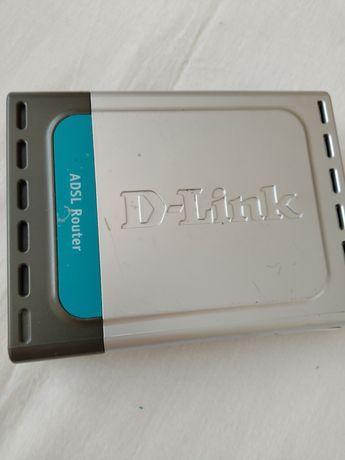 Роутер D-Link DSL 2500L