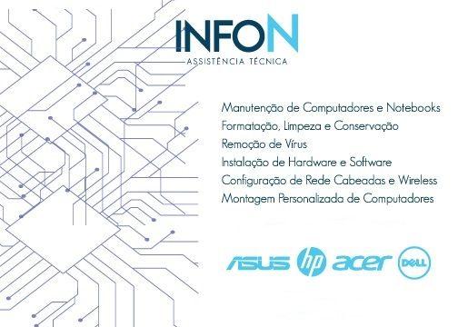 Assistência técnica informática (Margem sul)