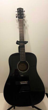 Gitara akustyczna Fender CD 60 - Czarna