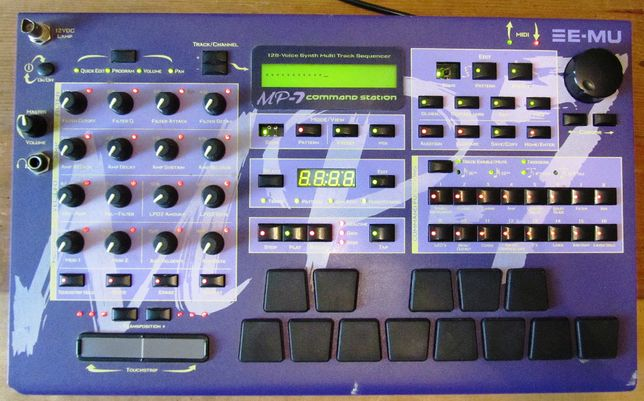 Casio VL-1, Roland VariOS, E-MU Command Station XL-7