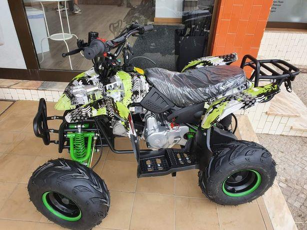Moto 4 mini. 125cc a gasolina.