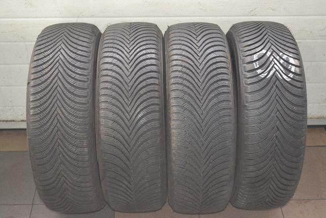 Opony Zimowe 205/60R16 92H Michelin Alpin 5 x4szt. nr. 2404z