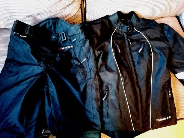 Komplet odzież motocyklowa Damska Tekstylna 4.BIKER