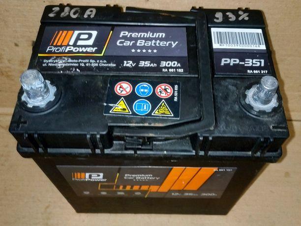 Akumulator Profi Power 35Ah 300A z Niemiec Japońskie auta