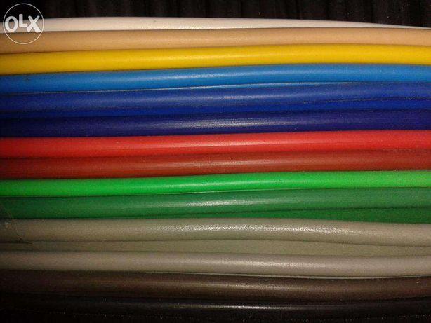 Biza kaletnicza kedra wypustka PVC PCV