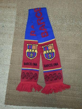 Шарф болельщика Барселона