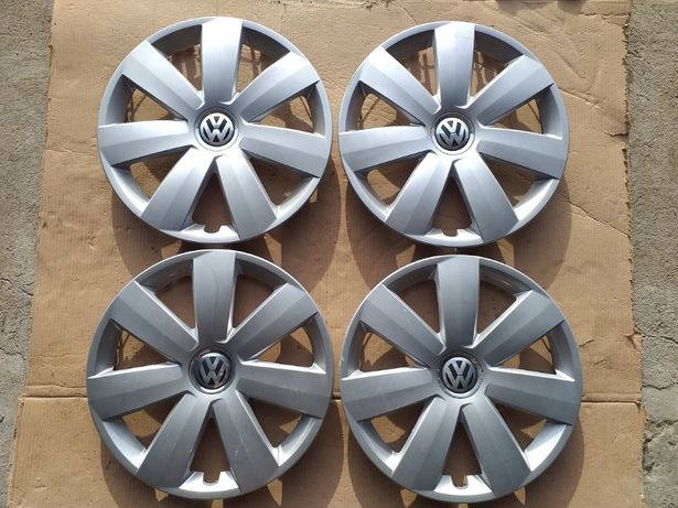 "Oryginalne Kołpaki Dekle 16"" VW Golf Sharan Passat Touran Caddy Nr.15"