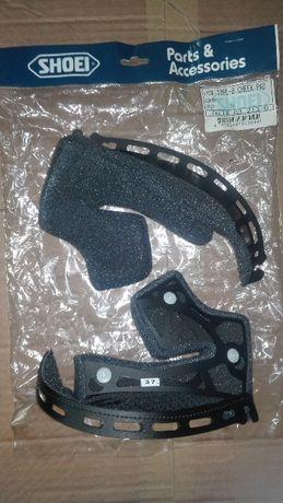 Shoei CV-1 wkładki do kasku, wypełnienie, różne rozmiary