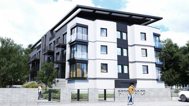 Sprzedam nowe mieszkanie Batorego 55,09 m2 parter M8 Busko-Zdrój