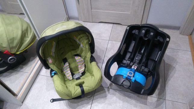 Fotelik samochodowy GRACO 0-13 kg z bazą