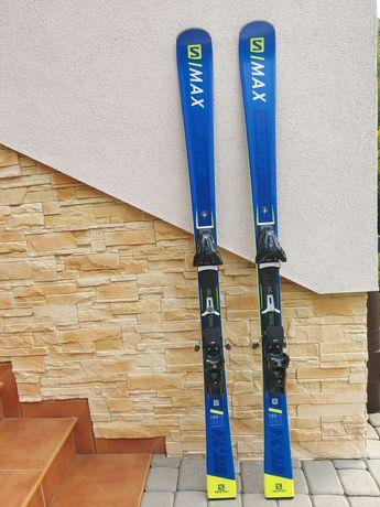 Narty Salomon SMAX X9 Ti 160 cm