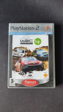 World Rally Championship 4 PS2