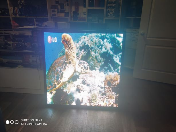 LED Экран наружный Реклама вашего бизнеса 103/103 см Цена-16800 гривен