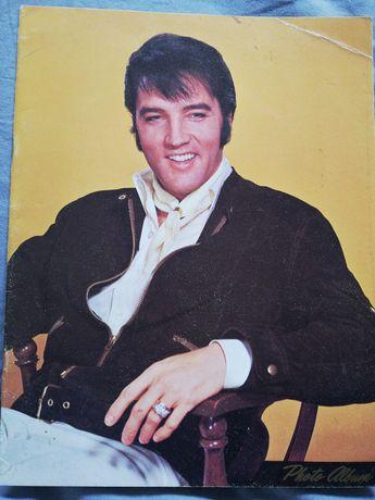 Album ze zdjęciami Elvis Presley rca records