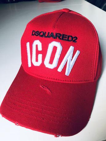 Icon Dsquared2 czapka z daszkiem