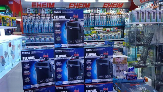 Filtro para aquario novo Fluval 407