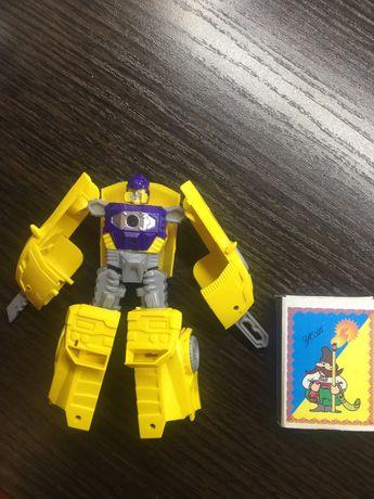 Робот- трансформер