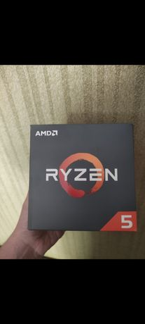 Процессор Ryzen 5 1600 AF + AMD PRISM + ОЗУ 16gb G.Skill Ripjaws V