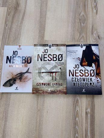 Sprzedam 3 ksiazki Jo Nesbo!