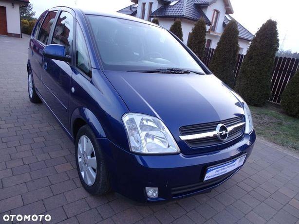 Opel Meriva 1.4 BENZYNA Bezwypadkowy Opłacony z Niemiec