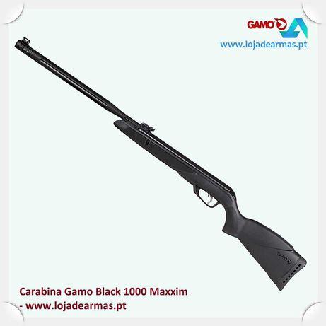 Pressão de Ar Gamo 4,5mm - Carabina a Mola - Cano c/ Túnel de Expansão