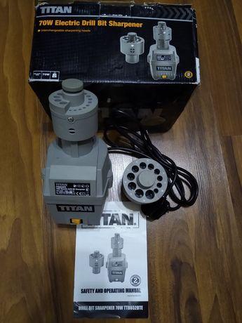 Станок для заточки свёрл Titan TTB652BTE