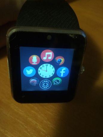 Часы смарт электронные GT08