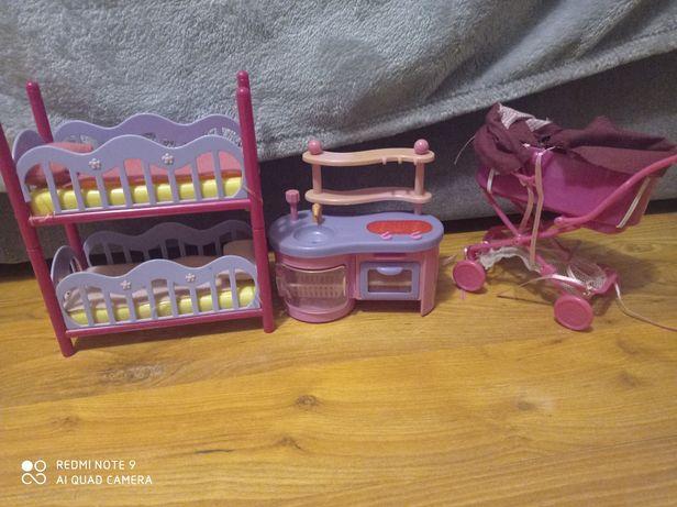 Akcesoria do Barbie